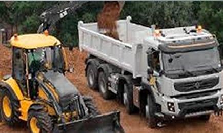 מאוד קריירה - פינוי פסולת בניין - יוסי נשיא עבודות עפר WG-37